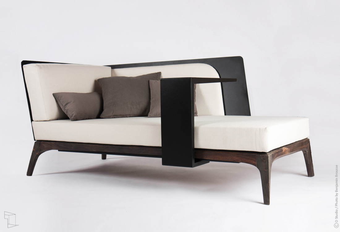 fabulous production with meridienne with meridienne alinea. Black Bedroom Furniture Sets. Home Design Ideas